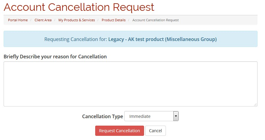 cancellation_reason